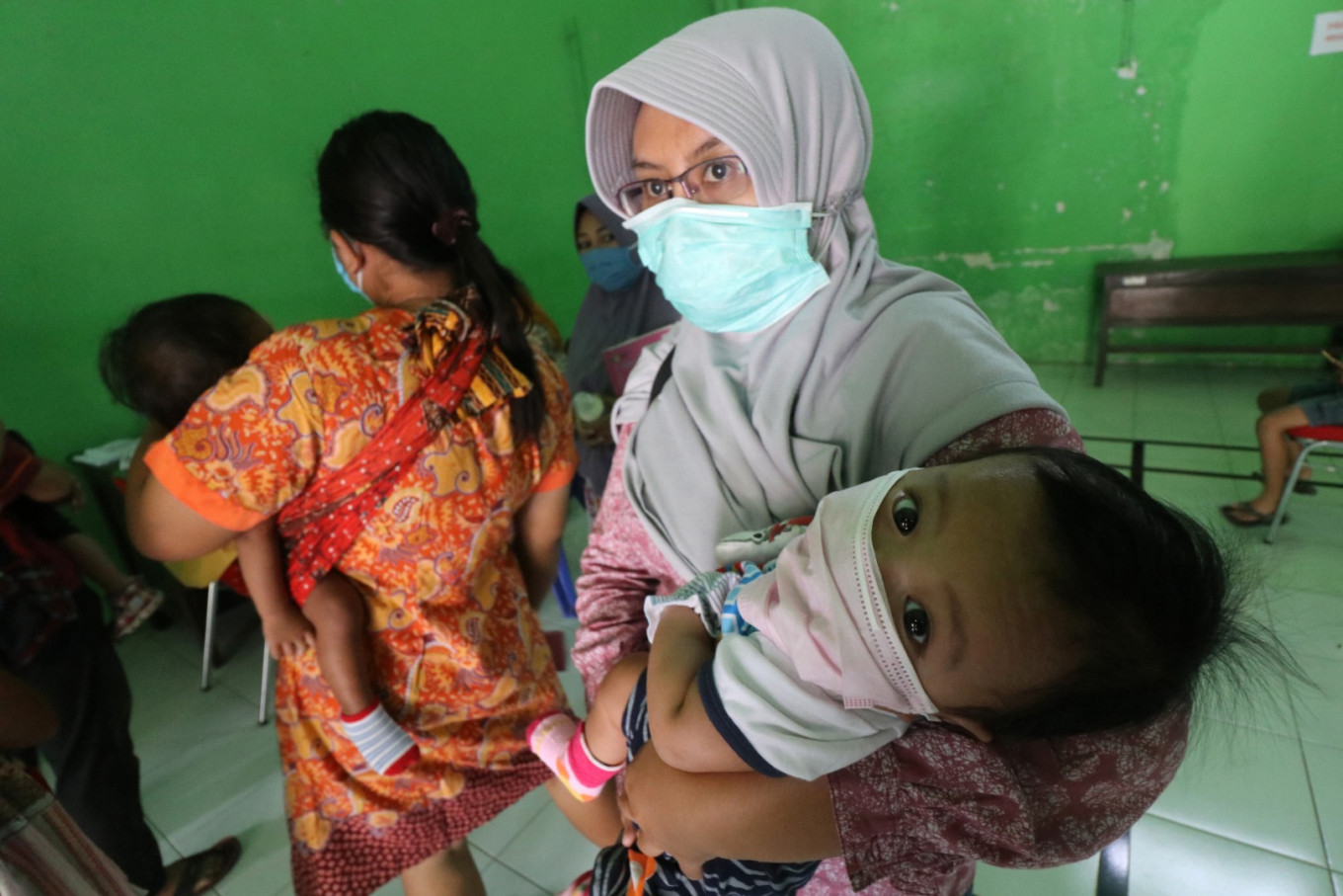 Government drives vaccination to prevent rise in childhood diseases amid COVID-19