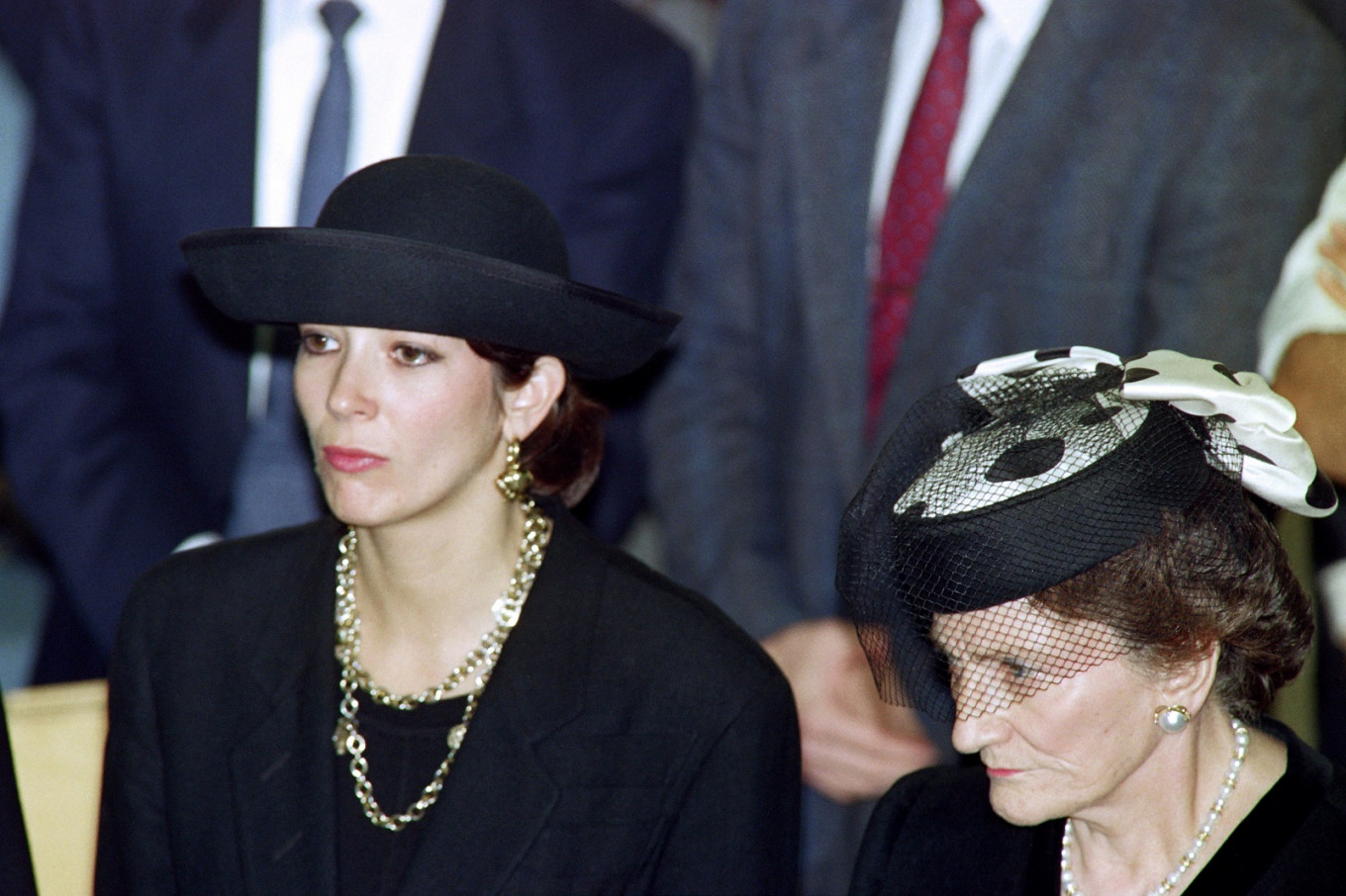 Writer Claims Prince Andrew Videotaped by Jeffrey Epstein Associate Ghislaine Maxwell