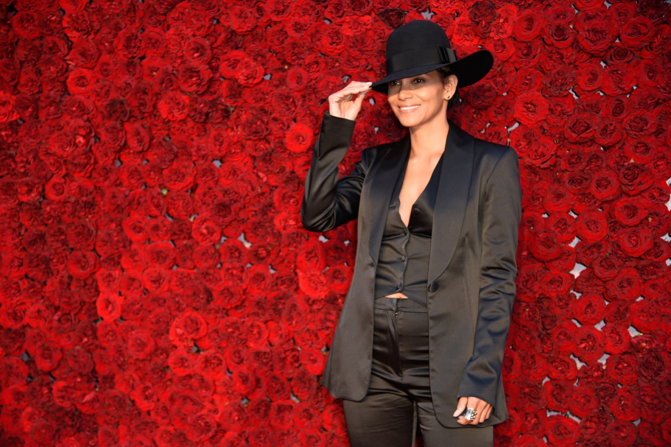 Halle Berry drops idea of playing transgender man after backlash from trans activists