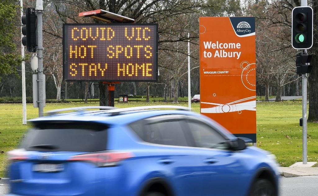 Millions of Australians back in lockdown amid Melbourne virus outbreak