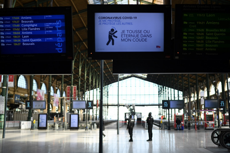 Green light for 'colossal' renovation of Paris Gare du Nord