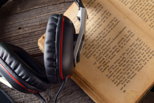 Want to boost your child's reading and writing skills? Give audiobooks a try