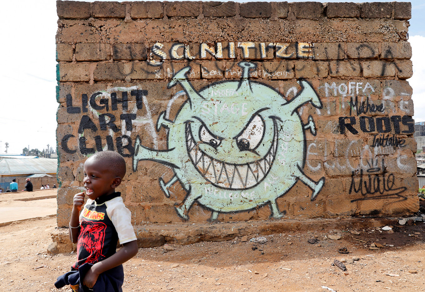 Kenyan students mourn lost year as school scrapped over virus
