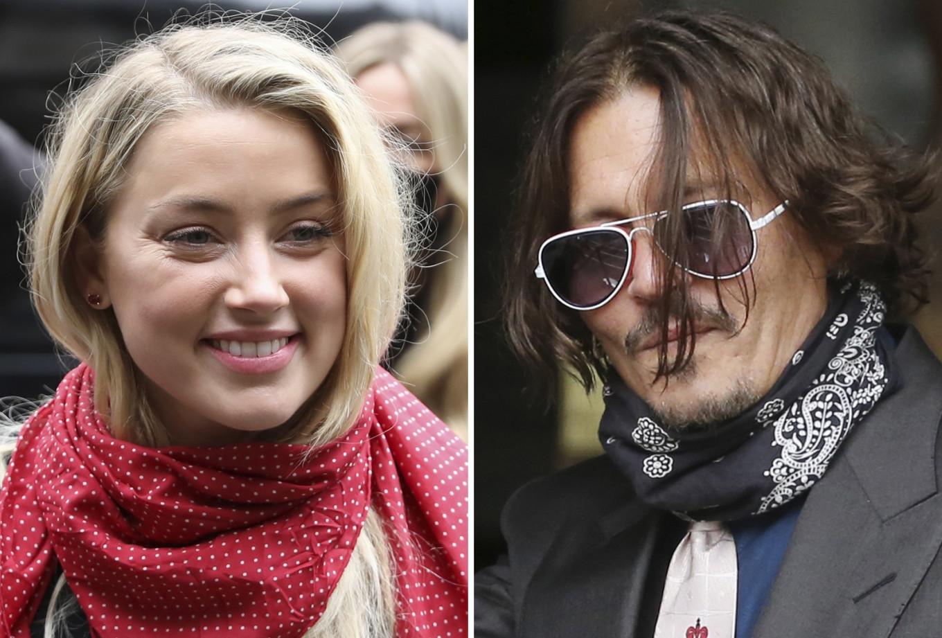 Johnny Depp tells court ex-wife attacked him on night he learned he'd lost $650 million