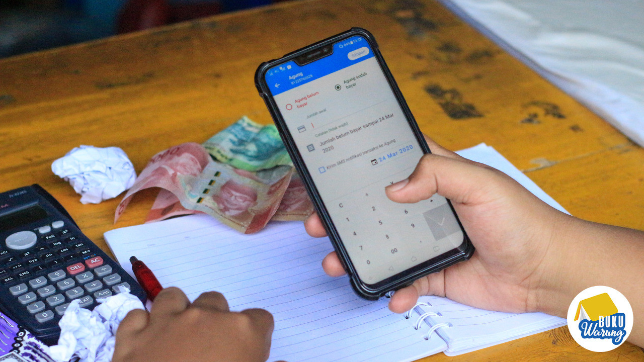 Bookkeeping startup BukuWarung raises pre-A funding from Quona, East Ventures