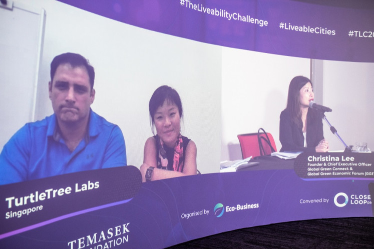 Singapore-based startup wins S$1 million prize in Liveability Challenge - Science & Tech