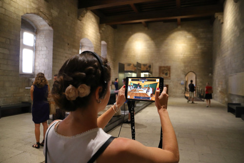 Create your own museum at home with these AR projects