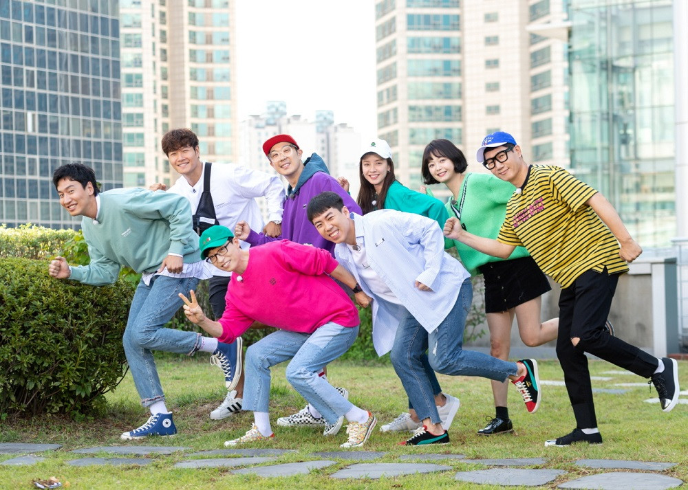 Running Man: A decade of celebs chasing each other
