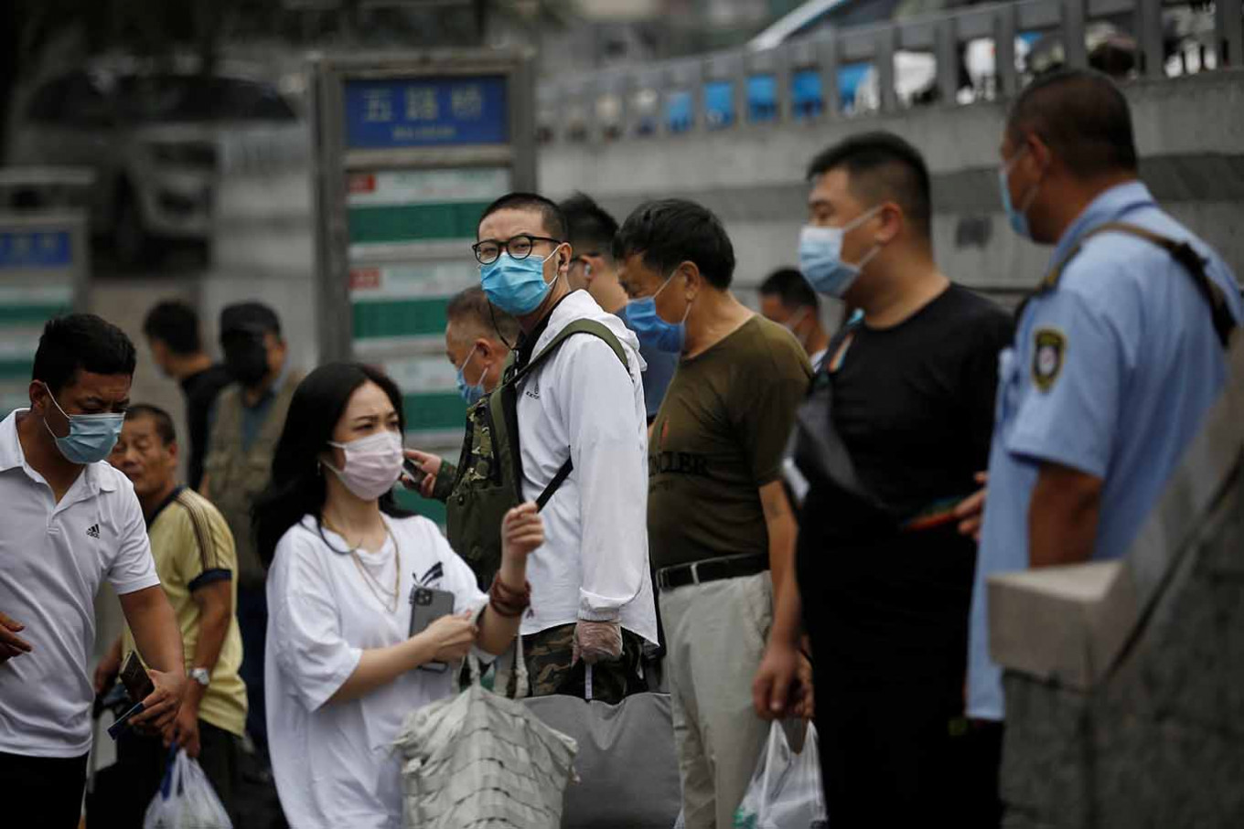 China's economy bounces back from pandemic contraction