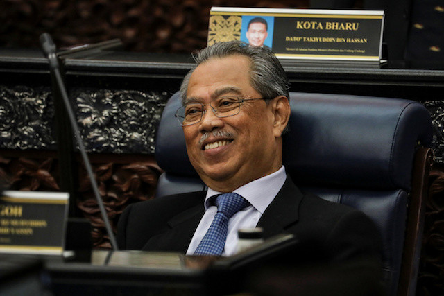 Malaysian king rejects Muhyiddin's proposal for emergency declaration