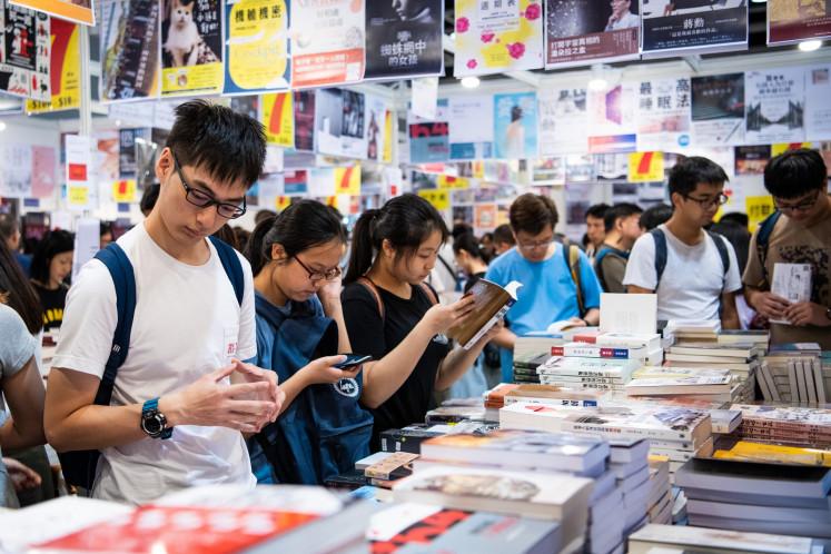 Hong Kong Book Fair postponed amid spike in coronavirus cases