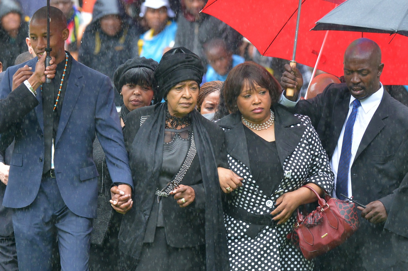 Zindzi Mandela, daughter of Nelson Mandela, has died: ANC spokesman