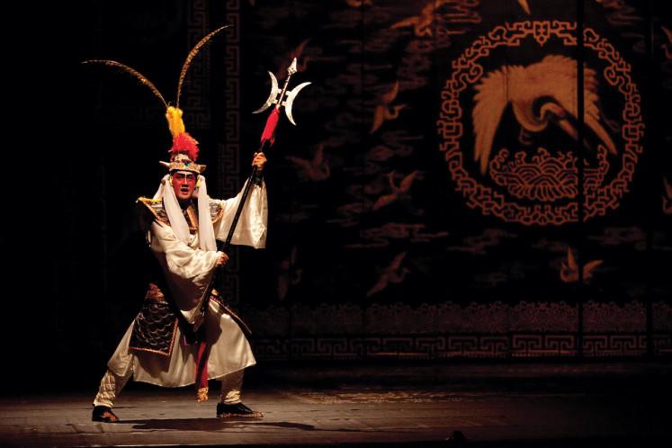 'Sie Jin Kwie': Teater Koma revisits kindness, heroism in digital format