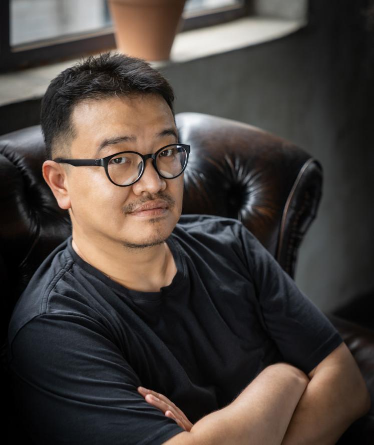 South Korean director Yeon Sang-ho.