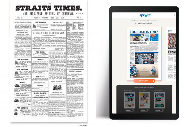 ST turns 175: Staying true to its mission from Day 1 from print to screen, ink to multimedia