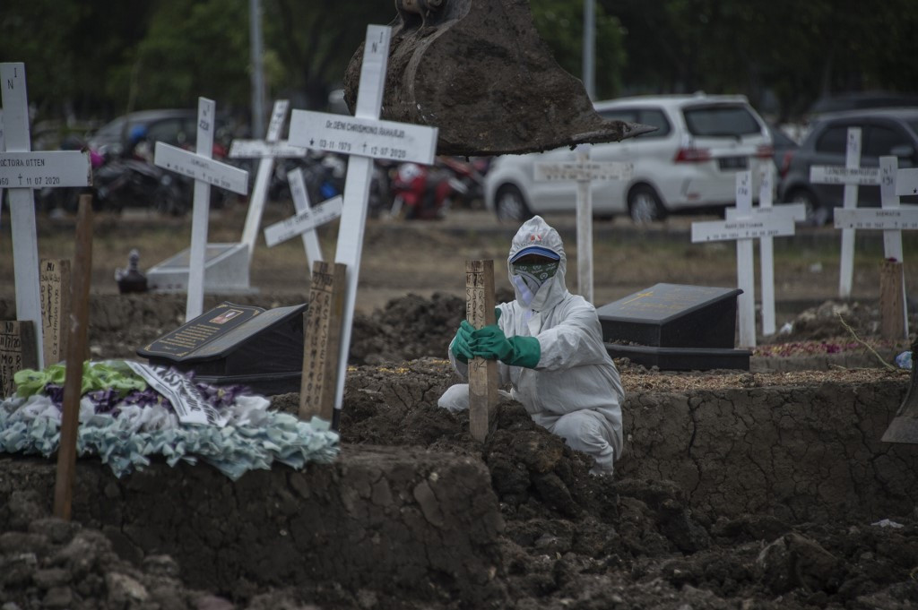 COVID-19: Indonesia posts highest daily death toll yet with 139 fatalities