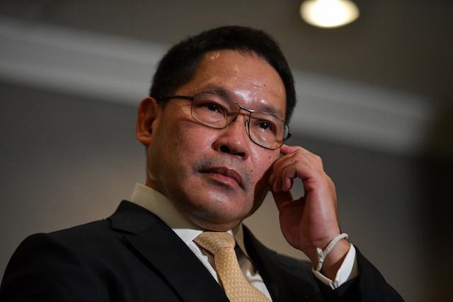 Thai finance minister resigns amid economic team shake-up