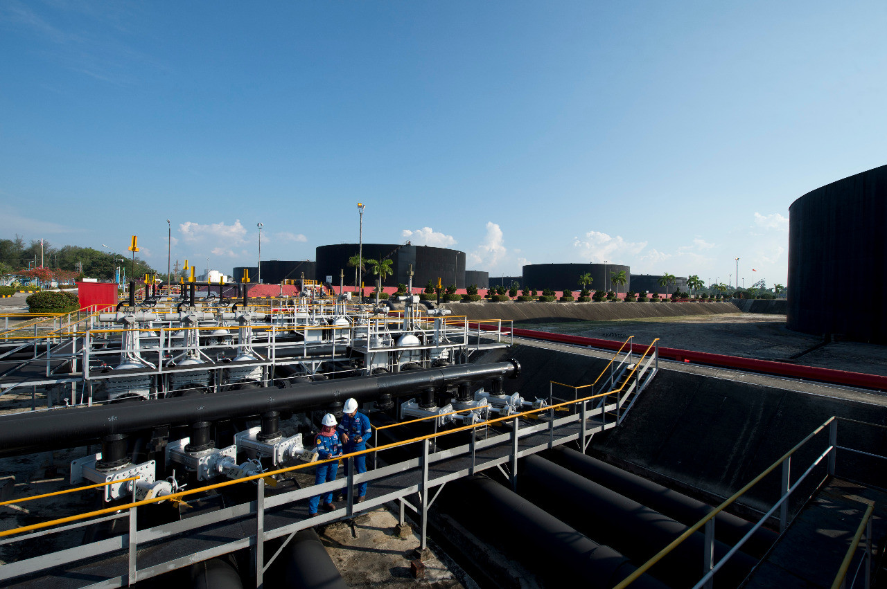 Pertamina to drill up to 180,000 bpd from Rokan oil block after takeover