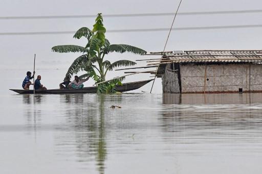 Torrential rains unleash havoc in South Asia