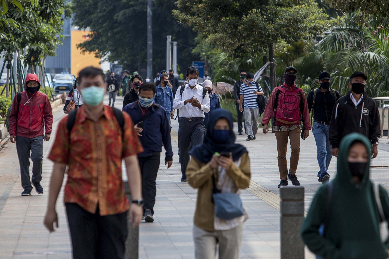 Not all face masks equally effective in curbing COVID-19 transmission: Health Ministry