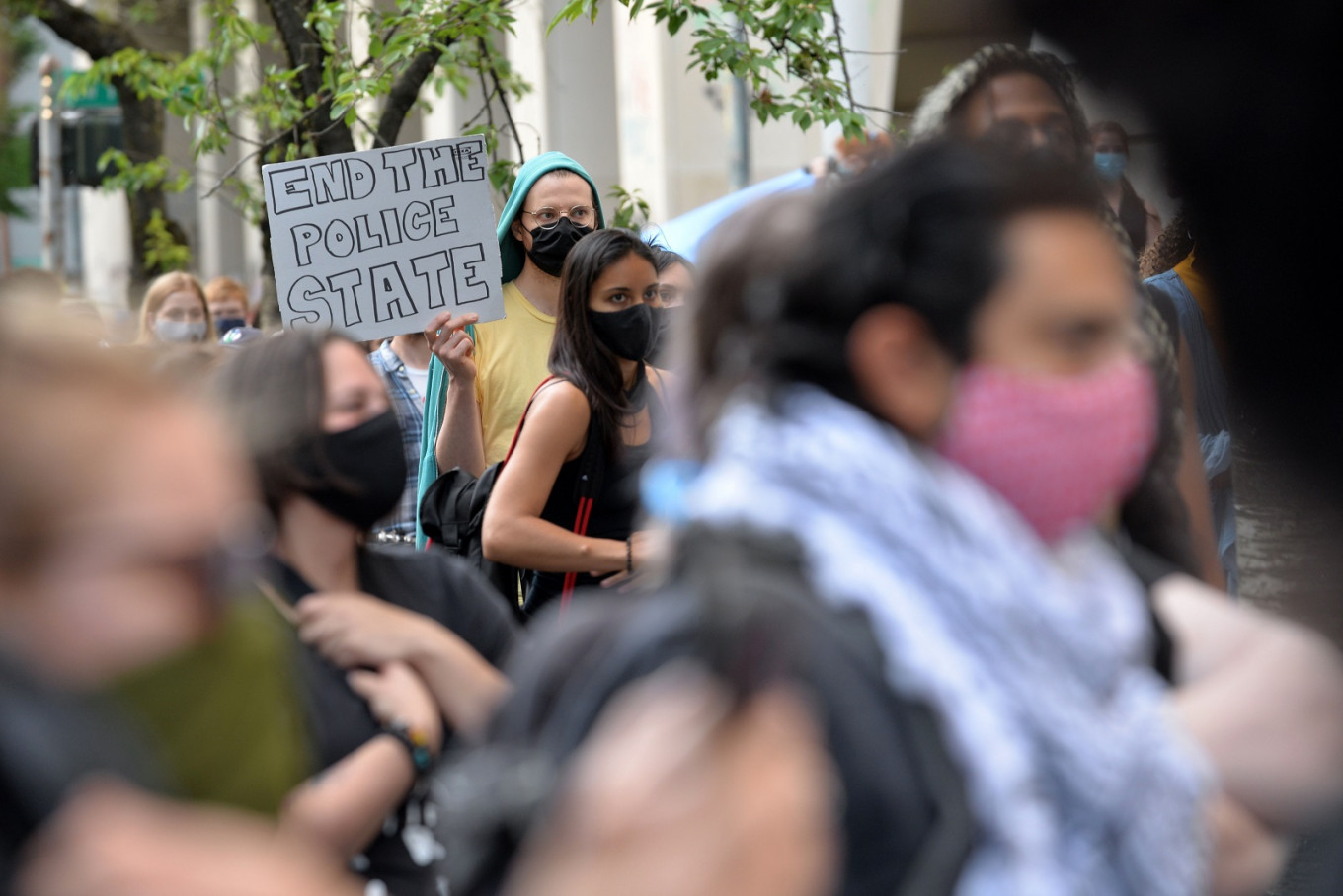 Outrage over reports of federal agents arresting Portland protesters