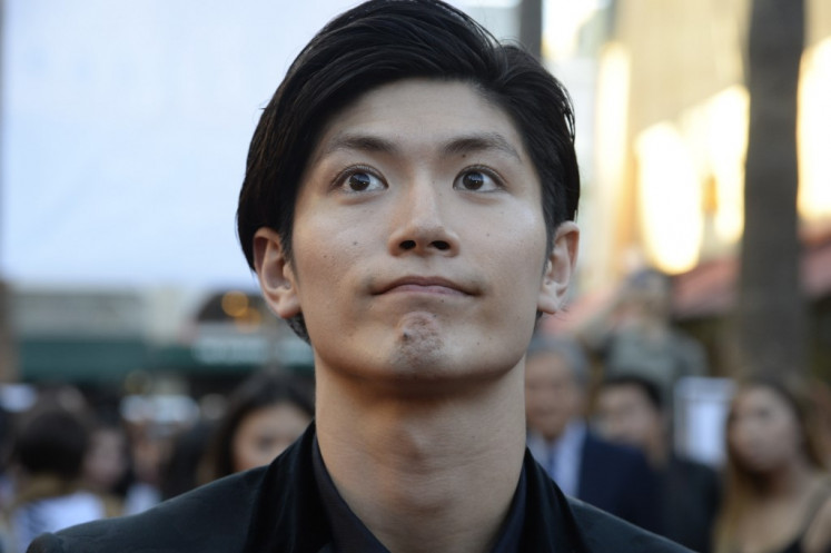 Popular Japanese Actor Haruma Miura Dies In Suspected Suicide Entertainment The Jakarta Post