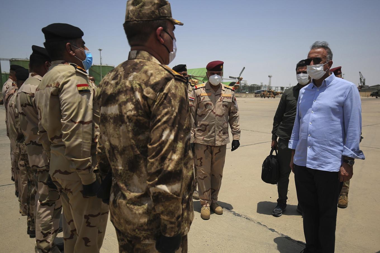 Iraqi PM to visit Saudi, Iran in diplomatic balancing act