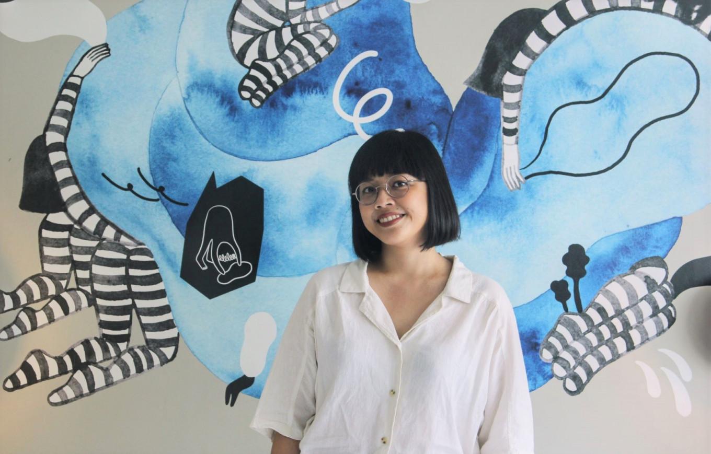 Lala Bohang explores the feminine in the fantastical