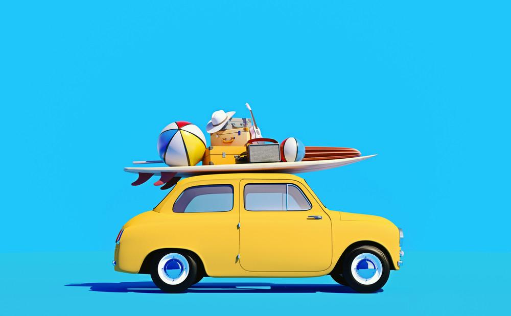Millennials drive for 8 percent fewer trips than older generations