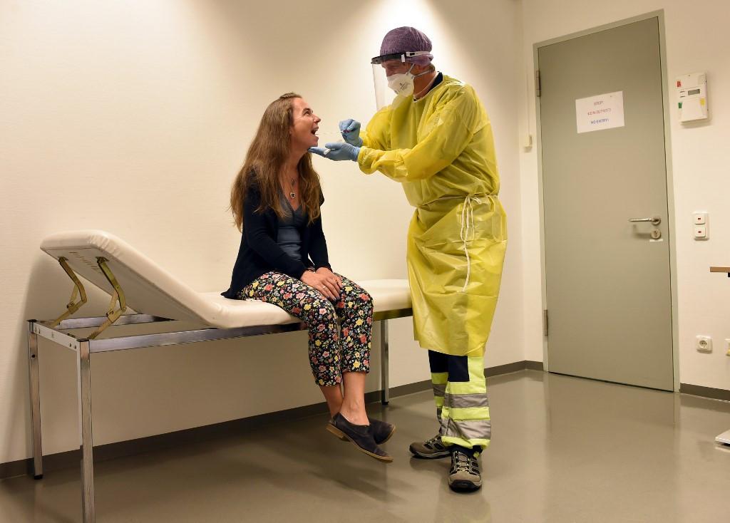 Germany's Bavaria plans free coronavirus tests at airports