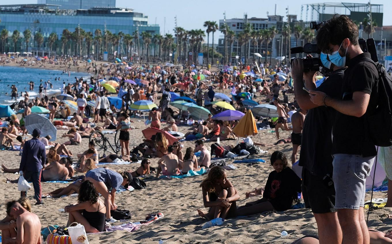 Spain 'safe' for tourists despite virus spike: Government