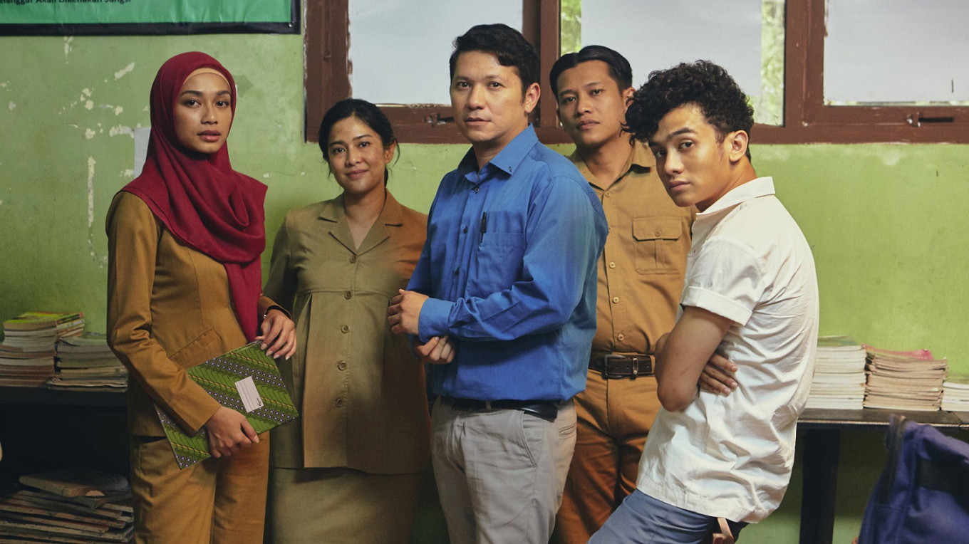 Indonesian filmmakers find silver lining in pandemic