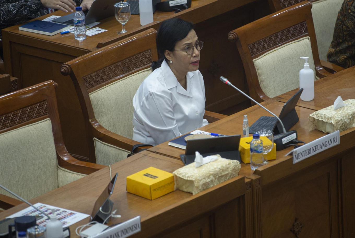 Sri Mulyani named 'Finance Minister of the Year' in East Asia Pacific