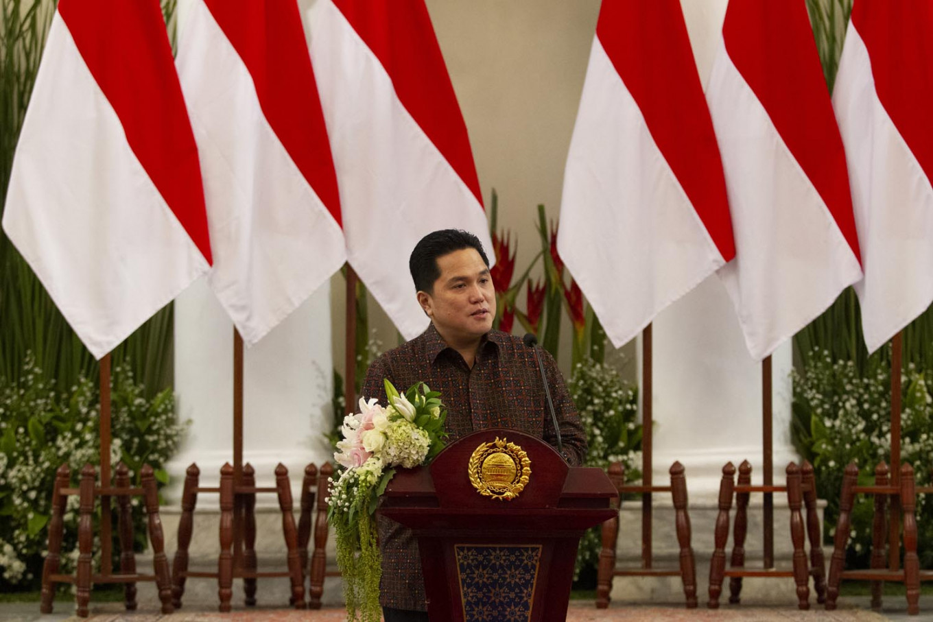 Erick Thohir, the man to watch in Indonesian politics