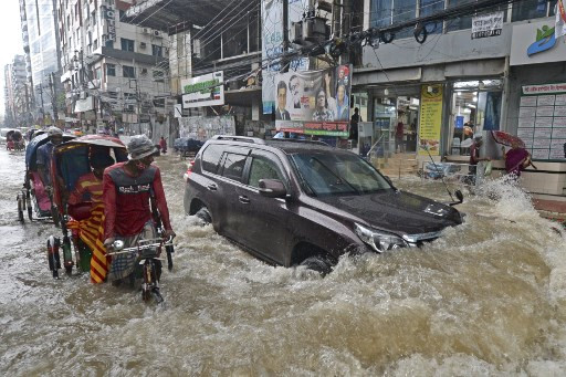 Bangladesh faces further flood crisis in monsoon-hit South Asia