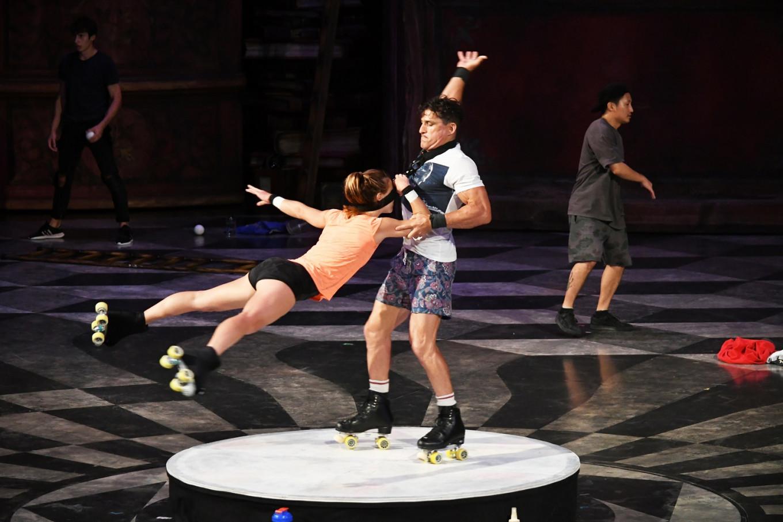 Creditors take control of struggling Cirque du Soleil