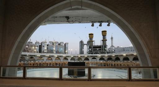 Joy, heartache: Pilgrims in Saudi vie for downsized haj