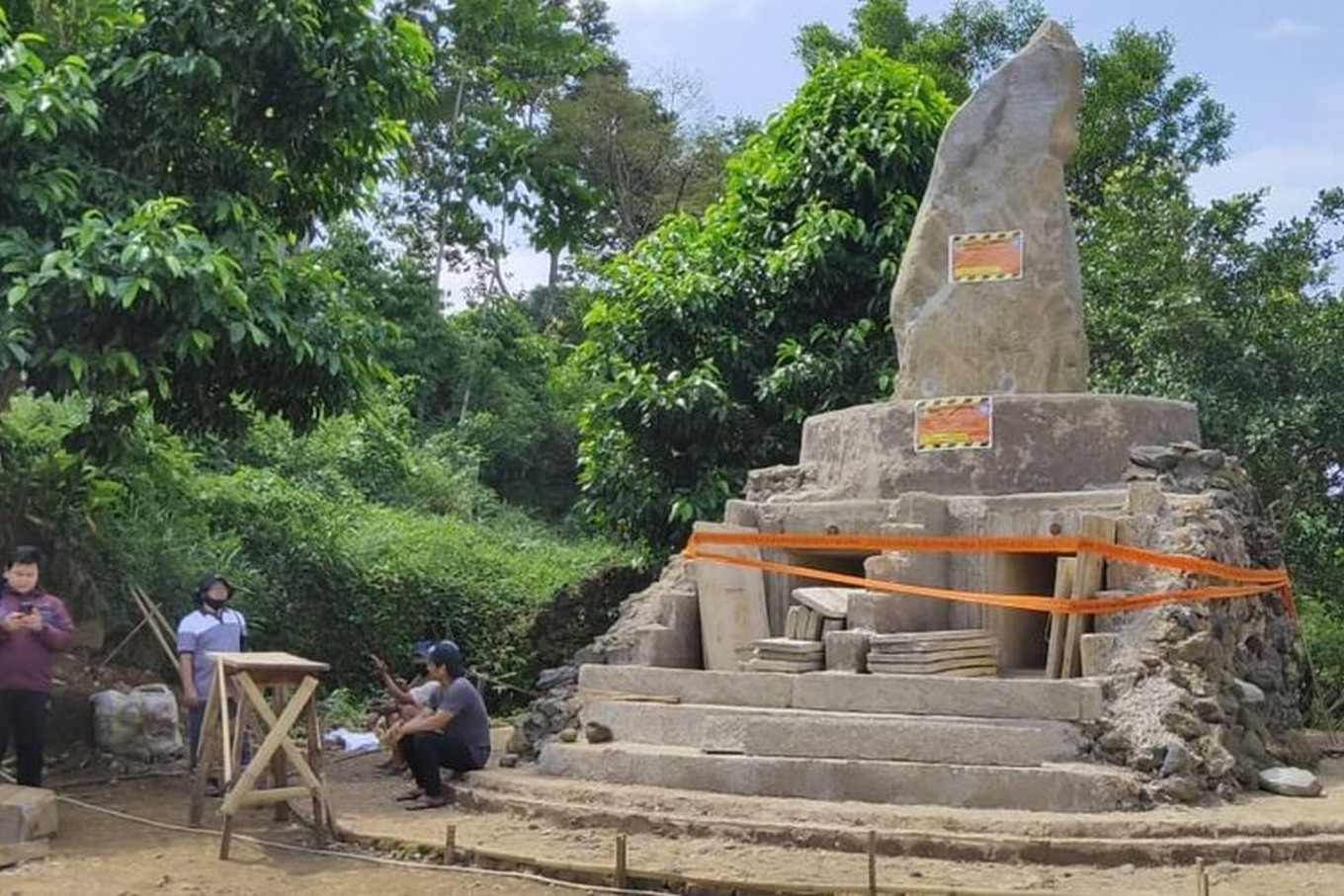 Closure of Sunda Wiwitan tomb violates human rights: Komnas HAM