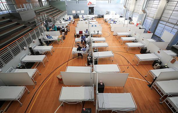 Over 13,000 S. African health workers contract  coronavirus
