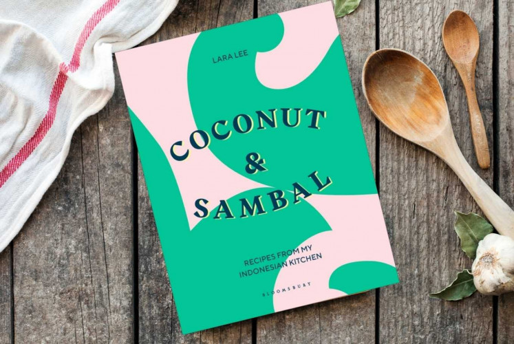 'Coconut & Sambal': Recipe book with a dollop of nostalgia