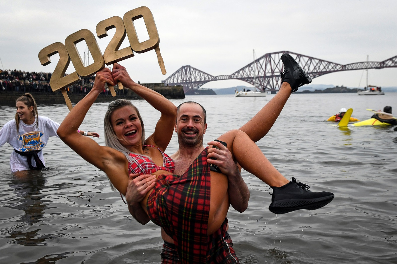 Edinburgh New Year's street party shelved due to virus fears