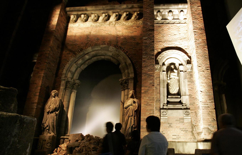 Nagasaki A-bomb museum English tour livestreamed amid pandemic
