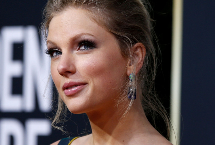Taylor Swift to release 'folklore: the long pond studio sessions' on Wednesday