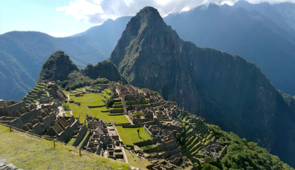 Machu Picchu empty for anniversary as Peru virus cases soar