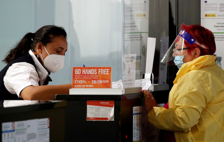 UK's easyJet cuts capacity as quarantine restrictions widen