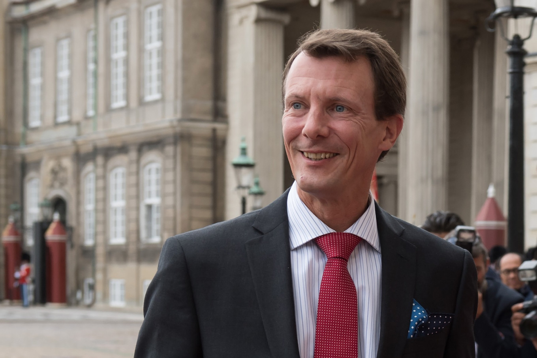 Danish Prince Joachium stable after brain clot surgery