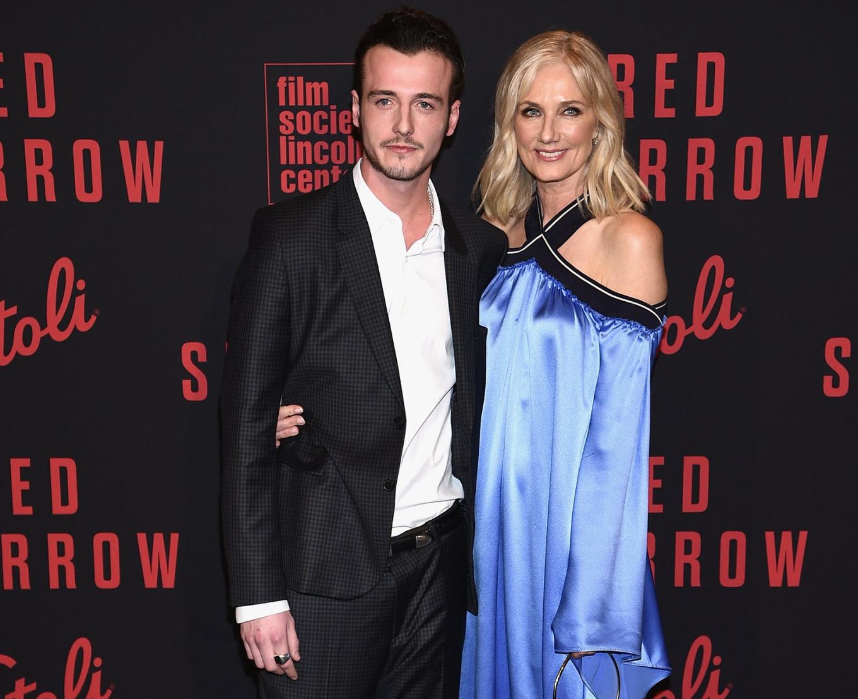 Liam Neeson's son also rises: Micheál Richardson