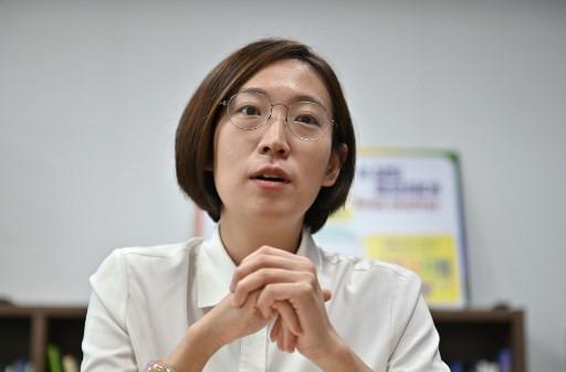 Childhood trauma driving equality push by S. Korean MP