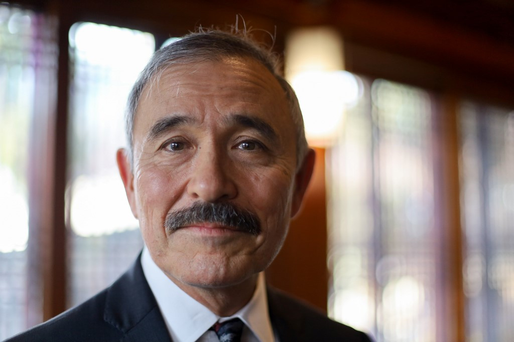 USA envoy to South Korea shaves off controversial moustache