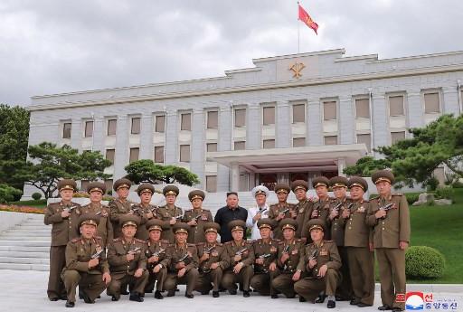 Guns and glory: Two Koreas mark armistice